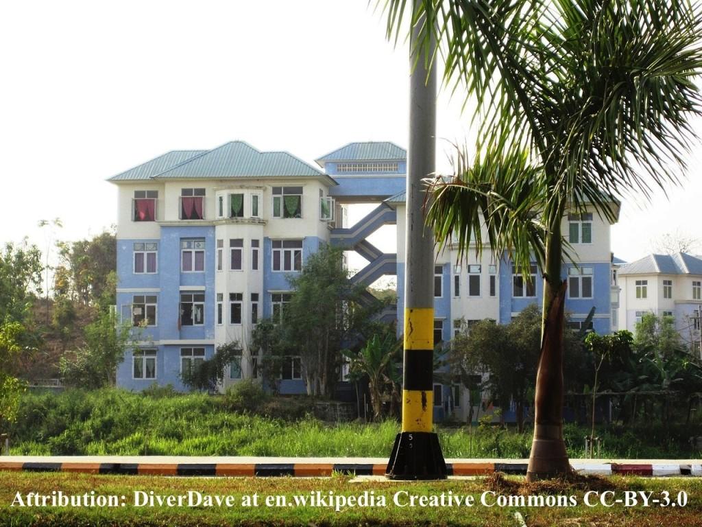 Naypyidaw Building